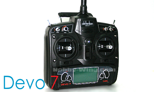 Walkera Devention 'Devo7'7-CH Radio Set