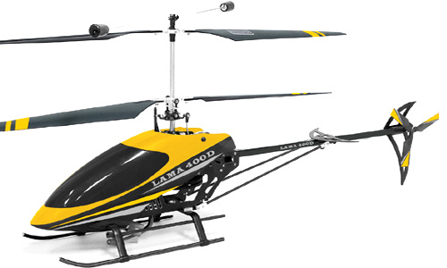 Walkera Lama400D 4-CH 2.4G RC Helicopter