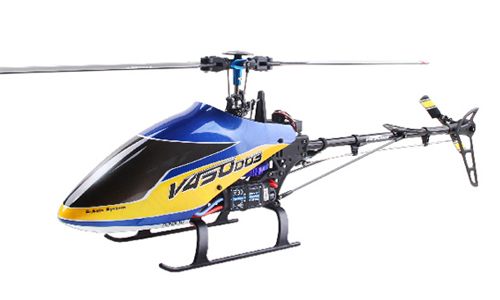 Walkera V450D03 2.4G 6-Axis Flybarless Helicopter ARF