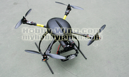 Latest Version XAircraft X650-PRO V4 four rotor Aircraft super combo(p+v2)