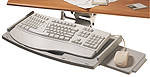 Oscar Ergo Plus Ergonomic Keyboard / Mouse Tray Platform