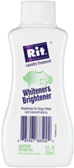 Rit - 8 oz. Liquid Whitener & Brightener