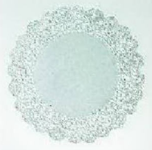 "Royal - 12 PK 10"" Round Paper Doily"