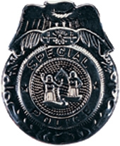 Rubies - Special Police Badge