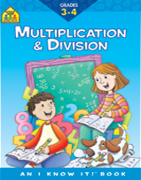 School Zone - Multiplication & Division 3-4