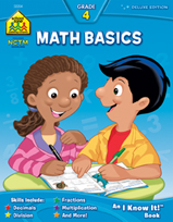 School Zone - Math Basics 4 Deluxe Edition
