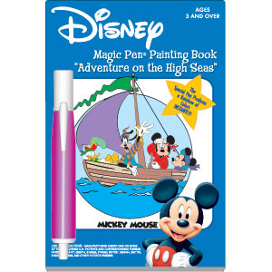 "DISNEY'S Mickey Mouse ""Adventure on the High Seas"""