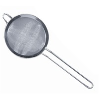 "Fox Run Stainless Steel 5"" Mesh Strainer"