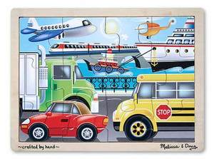 Melissa & Doug - On the Go Jigsaw Puzzle