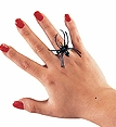 Rubies - Spider Ring