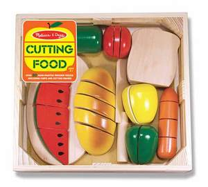 Melissa & Doug - Cutting Food