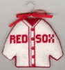 Red Sox Jersey w/ Buttons