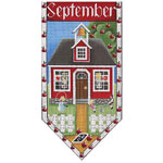 September Cottage Banner