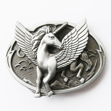 Original Unicorn Belt Buckle