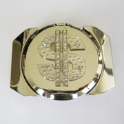 Belt Buckle (Silver US Dollar Sign Lighter)