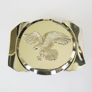 Belt Buckle (Silver Flying Eagle Lighter)