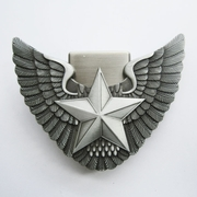 Belt Buckle (Angel Wings Star Lighter)