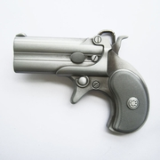 Belt Buckle (Revolver Gun)