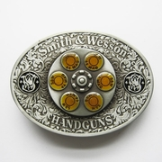Spinner Smith & Wesson Belt Buckle