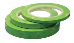 "3/4"" X 36 YARDS BRIGHT GREEN FINE-LINE MASKING TAPE   12/BOX"