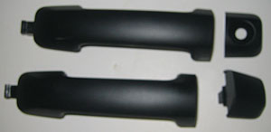 FJ Cruiser Trail Edition (Black) Door handles 07-2014