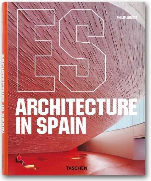 TASCHEN Books: Architecture in Spain