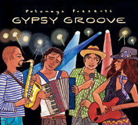 Putumayo World Music: Gypsy Groove