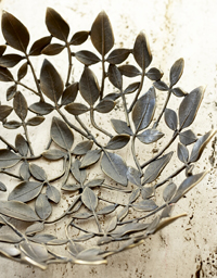 SURevolution Bael Leaf Decorative Bowl