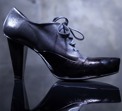 Sinela Patent Leather Oxford