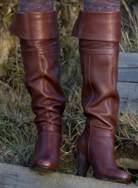 Coclico Cinco Leather Boots