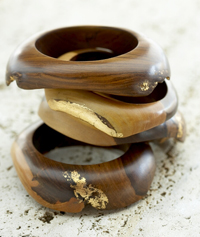 SURevolution Neur Wood Bangle
