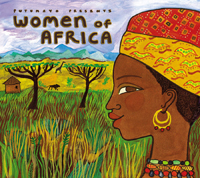 Women of Africa Putumayo World Music: Women of Africa