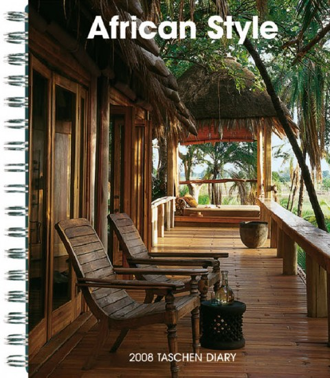 African Style Diary