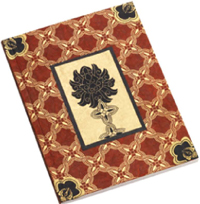 Black Lotus Handmade Journal