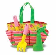 Melissa and Doug Blossom Bright Tote Set - click to enlarge