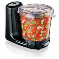 Hamilton Beach 72901 3 Cup Touchpad Food Chopper - click to enlarge