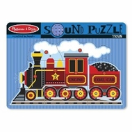 Melissa and Doug Train Sound Puzzle - click to enlarge