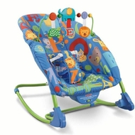 Fisher-Price Deluxe Infant to Toddler Rocker, Alpha Fun - click to enlarge