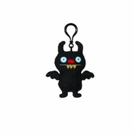 UglyDoll Ninja Batty Shogun Clip On - click to enlarge