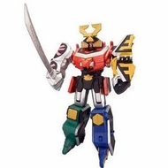 Power Ranger Samurai Deluxe Megazord Action Figure - click to enlarge