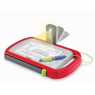 Fisher-Price Kid-Tough Travel Doodler with Light - click to enlarge