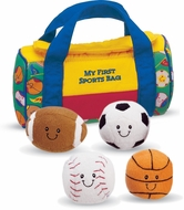 Baby Gund 058341 My First Sports Bag - click to enlarge