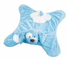 Baby Gund 058490 Spunky Comfy Cozy, Blue - click to enlarge