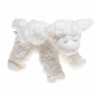 Gund 058133 Baby Lamb Winky White - click to enlarge