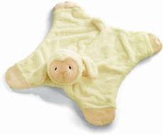 Gund 058935 Baby Comfy Cozy Lopsy Lamb Blanket - click to enlarge