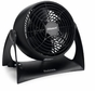 Holmes HANF76BLZ07-UC Blizzard Personal 2-Speed Fan, Black