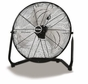 Patton PUF2010A-BM  High Velocity Fan, Black