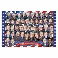 Melissa and Doug Presidents of the U.S.A. Floor (100 pc) - click to enlarge