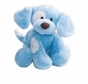 Gund Baby 058376 Spunky Plush Puppy Toy, Blue