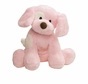 Gund Baby 058373 Spunky Plush Puppy Toy, Pink